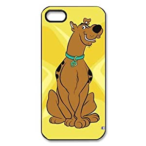 Custom Scooby Doo TPU Cases Protector Snap On Cover For Iphone 4s, iphone 4 Case hjbrhga1544