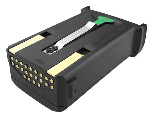 Replacement for SYMBOL RD5000 Mobile RFID Reader, SYMBOL MC9000 Series Barcode Scanner Battery, Compatible Part Numbers: 21-61261-01, 21-65587-01, 21-65587-02, BRTY-MC90SAB00-01, KT-21-61261, KT-21-61261-01