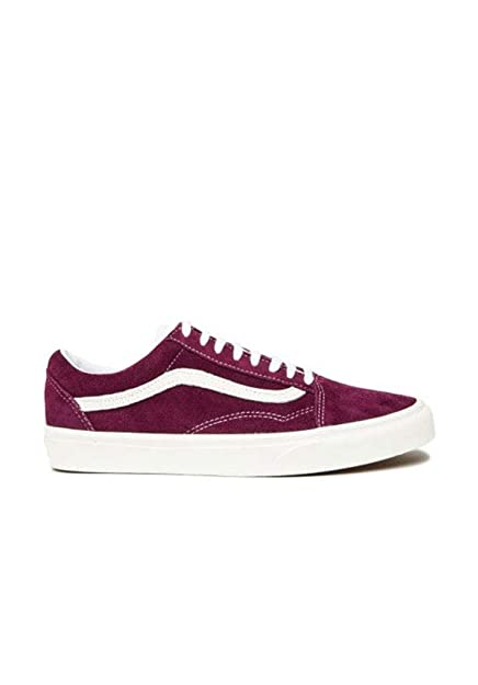 f211d8a6fefc33 Vans Scarpe Skateboard Old Skool (Vintage) Grape 34 1/2: Amazon.co ...