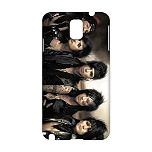 Evil-Store Rockband unique man 3D Phone For Case Iphone 6Plus 5.5inch Cover by icecream design