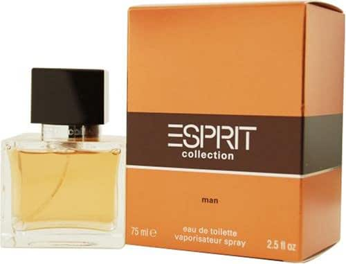 Esprit Collection By Esprit International For Men. Eau De Toilette Spray 2.5-Ounces