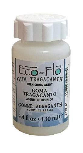 (Tandy Leather Eco-Flo Gum Tragacanth 4.4 fl. oz. (132 ml) 2620-01)