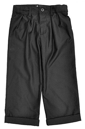 Littlest Prince Couture Infant/Toddler Black Dress Pants 2T