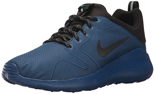 Nike 844838-400 Men's Kaishi 2.0 SE Running Shoes Coastal Blue/Black/Omega Blue 9.5 M US