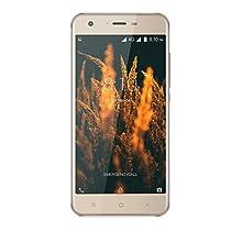 Blackview A7 Pro Smartphone, 5.0 Pollici Display Android 7.0 4G Telefono Cellulare, MT6737 1.3GHz Quad-core, 2GB RAM + 16GB ROM, 8/0.3MP Dual Rear + 5MP Camera, Dual SIM, WiFi/GPS/Bluetooth Cellulare - Nero