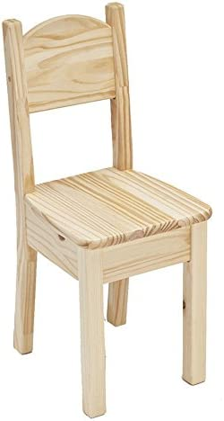 Little Colorado Open Back Chair, Unfinished