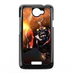 HTC One X Cell Phone Case Black Defense Of The Ancients Dota 2 DOOM Fgpu