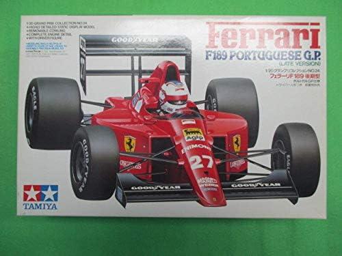 田宮 タミヤ フェラーリ F189 後期型 Ferrari 1/20 プラモデル