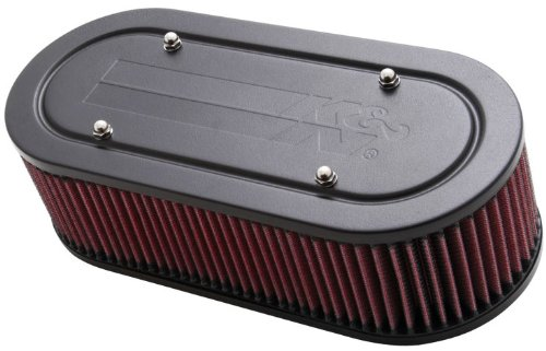 K&N 56-1770-2 High Performance Custom Racing Air Filter Assembly