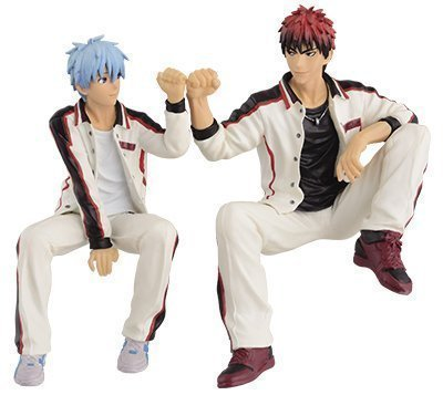 Kurokos Basketball BREAK Zeit Abbildung Kuroko-Feuergott Figur Anime Banpresto (alle zwei Furukonpu set)