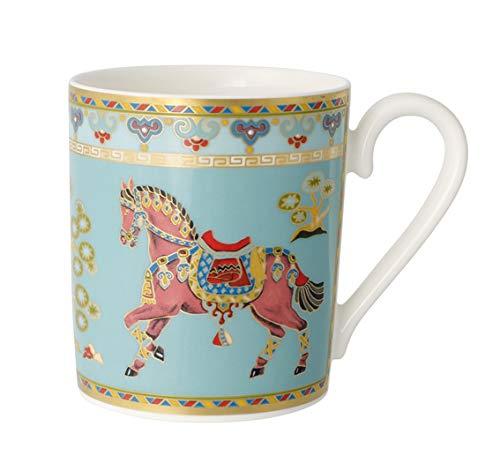 Villeroy & Boch Samarkand Aquamarin 0.35 Mug - Samarkand Collection