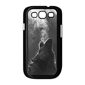 Customized Durable Case for Samsung Galaxy S3 I9300, Wolf Phone Case - HL-R665180