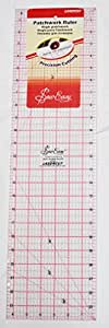 Sew Easy 24 x 6.5 Patchwork Quilt Ruler NL4188