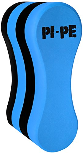PI-PE Pull Buoy Active Blue/Black