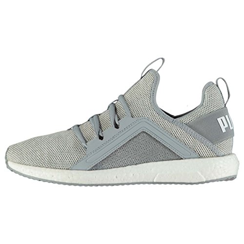 Nrgy pied Puma à Gris pour course Shoes Run Baskets Knit Sneakers Chaussures Jogging Mega femme de Official tnSzpqBwxB
