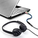 Headset Splitter Cable for PC 3.5mm Jack Headphones