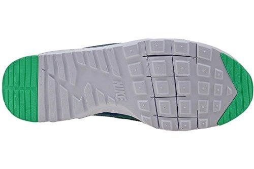 Nike 820244-002, Zapatillas de Trail Running para Niñas Gris (Anthracite / Green Glow)
