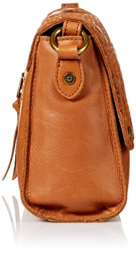Ojai Tobacco The Crossbody Sak Emboss Body Cross Souk Collective YnwEvr6qRw