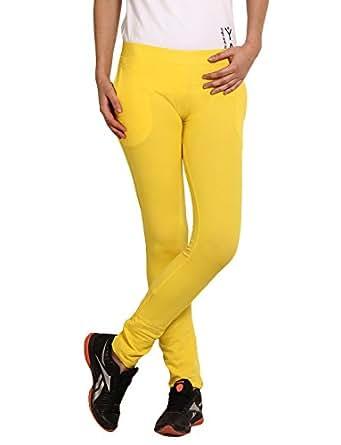 Softwear Women's Denim Track Pant XXL Yellow