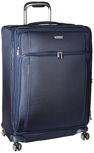 Samsonite Silhouette Xv Softside Spinner 29, Twilight Blue by Samsonite
