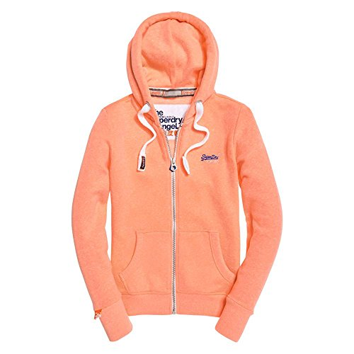 sweat superdry g20009hqds rose