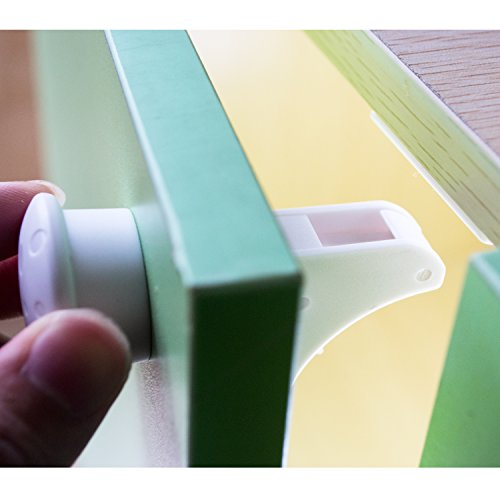 Magnetic Cabinet Safety Install Needed product image