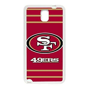 49ers Phone Case for Samsung Galaxy Note3 by icecream design