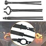 Knife Making Tongs Set Bladesmith Blacksmith Forge