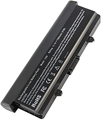 High Capacity Battery for Dell Inspiron 1545 1526 1525 PP41L PP29L Series Laptop Battery, Fits P/N: GP952 GW252 GW240 X284G RN873 M911 M911G ...