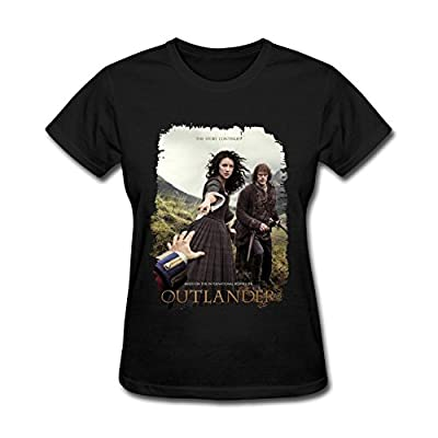 JuDian Outlander Tv Season 2 The Story Continues T shirt For Women