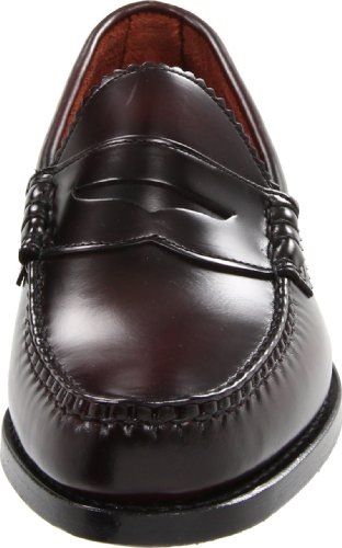 Sole Allen Edmonds Leather Kenwood Burgundy Loafer YA1qI