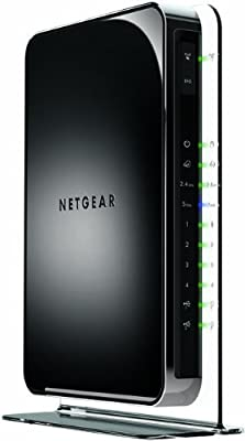 Netgear Wireless Router - N900 Dual Band Gigabit Wndr4500 by Netgear