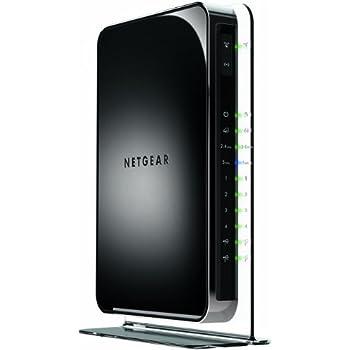 Netgear WiFi Dual Band Gigabit Router (WNDR4500-100NAS)