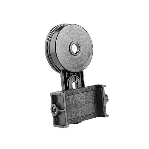 Yosoo Universal Astronomical Telescope Adapter Interface Smartphone Camera Mount Holder Mount Barcke 26.4-46.4mm from Yosoo