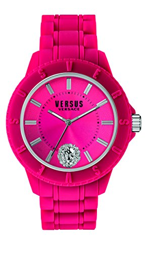 Versus by Versace Men's SOY040015 Tokyo Analog Display Quartz Red Watch