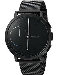 Smartwatch Híbrido Skagen Hagen Connected SKT1109 Negro