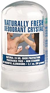 product image for Naturally Fresh Deodorant Crystal Ministick, 2.1-Ounce Packages (12 pack)