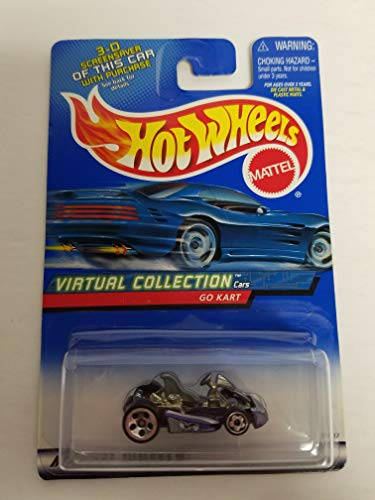 Go Kart 2000 Hot Wheels 1/64 scale diecast car No. ()