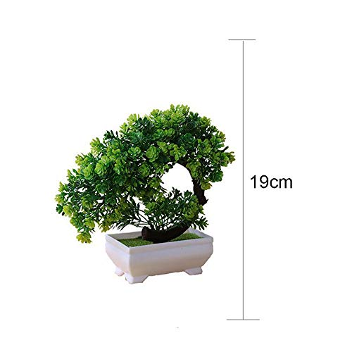 Sevem-D-New-1Pc-Artificial-Lotus-Plant-Potted-Indoor-Table-Top-Ornaments-Simulation-Bonsai-Craft-Fake-Green-Decoration2