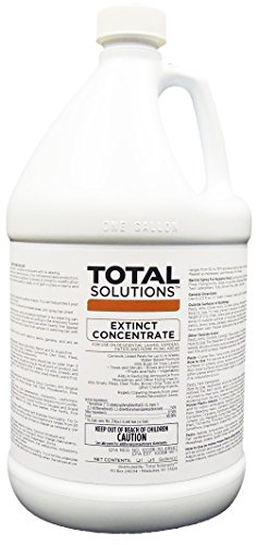 (Total Solutions Extinct Concentrated Liquid Insect Killer - 4 Gallon Case)