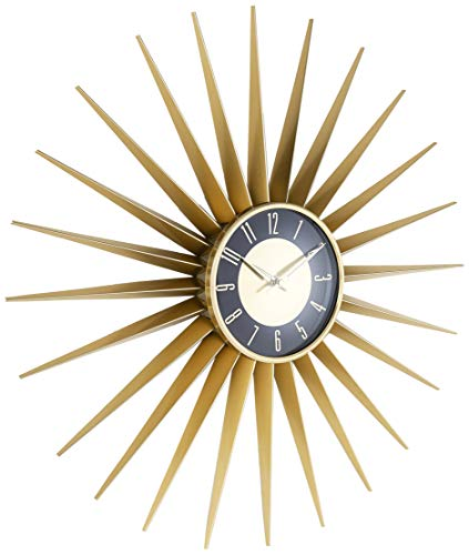 Kirch Sunburst Clock