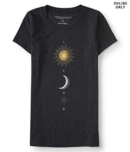 Aeropostale Womens Starburst Graphic Shirt