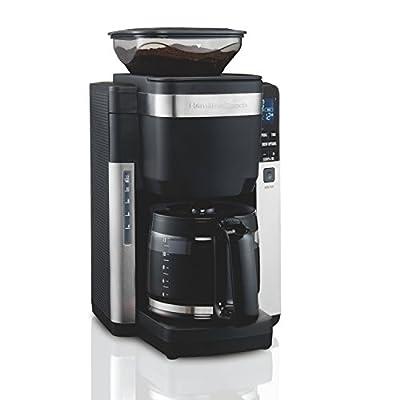 Hamilton Beach 45400 Coffee Maker, Black