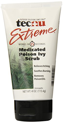 Grabber Outdoors Tecnu Extreme Medicated Poison Ivy Scrub...