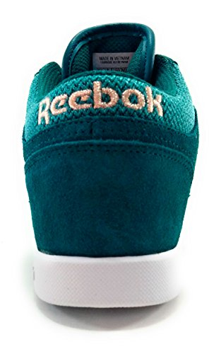 cheaper 2140e e479c ... Reebok Royal Anfuso Ms, Chaussures de Fitness Femme Multicolore - Vert  blanc (Washed ...