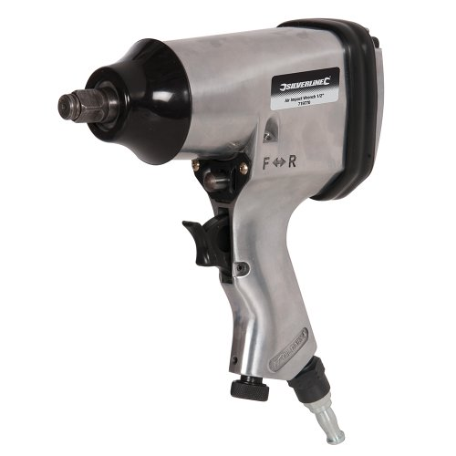 "Silverline Air Impact Wrench 13mm (1/2"")"