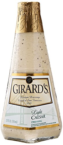 Girard's Dressing Light Caesar, 12 oz