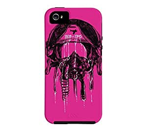1939-1945 iPhone 5/5s Barbie pink Tough Phone Case - Design By Humans