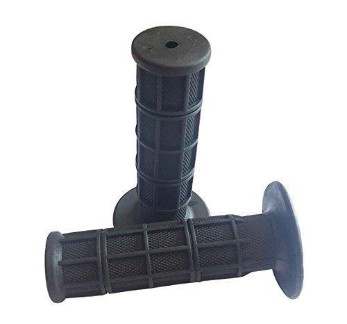 shamofeng 7/8'' 22mm Black Handlebar Grips For ATV