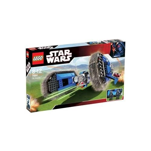 Lego Star Wars 7664Tie Crawler